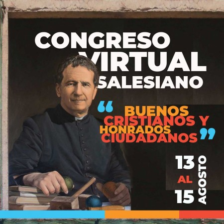 Banner Congreso Virtual Salesiano